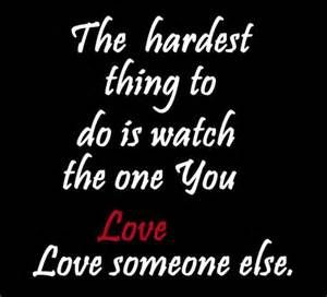 True but true love and what's meant to be will always win out in the end it's just a matter I waiting and hoping when the time is right you have the chance to be with That person