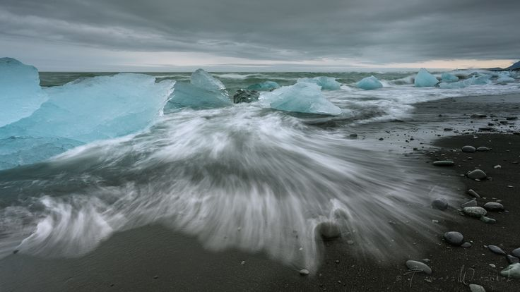 Jökulsárlón by Tomasz Wozniak on 500px