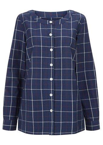 Clare Check Shirt