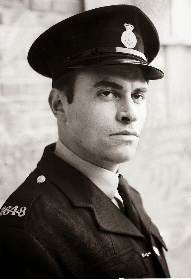Brian blessed (cute when he was young)
