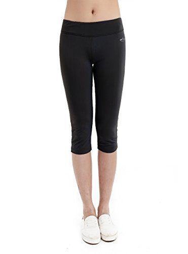 Womens Essential Long Legging Black M *** To view further for this item, visit the image link.