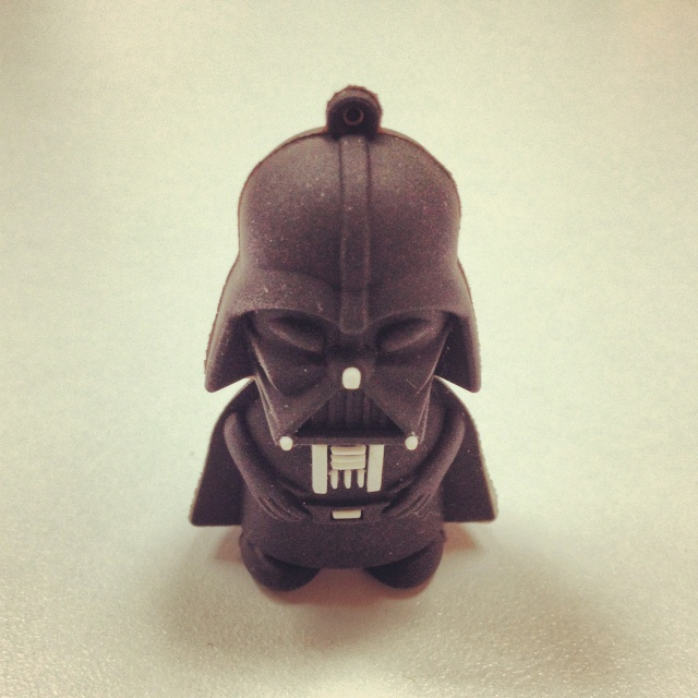 Darth Vader rules the empire! With 8gb memory, jeje