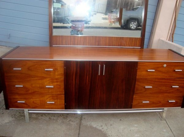rosewood industrial style dresser and end table craigslist furniture ideas pinterest industrial style furniture ideas and dresser