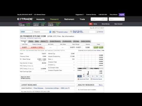 How to find and buy penny stock with etrade - http://www.pennystockegghead.onl/uncategorized/how-to-find-and-buy-penny-stock-with-etrade/