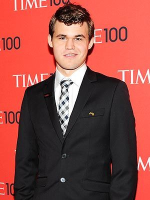 Magnus Carlsen Is New Chess World Champion