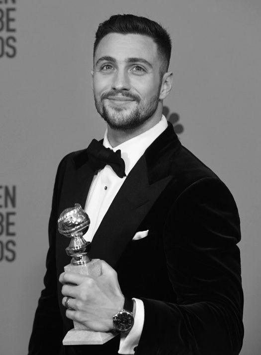 Aaron Taylor Johnson - Golden Globe Awards 2017
