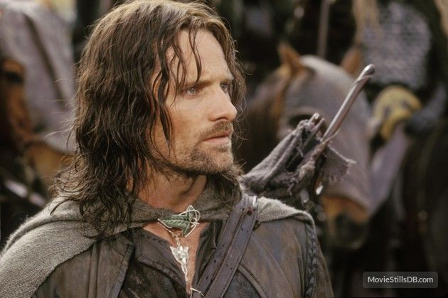 The Lord of the Rings: The Two Towers (2002) Viggo Mortensen