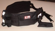 On order from canada.. Canicross Belt for walking the babies handsfree