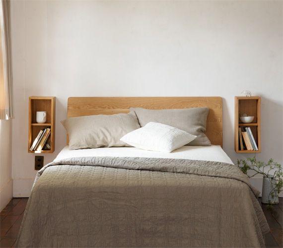 寝室・クローゼット|無印良品 使い方ひろがるアイデア集|MUJI Life-家具インテリアを取り扱う無印良品