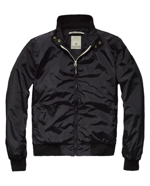 scotch and soda basic bomber jacket available in 9. Black Bedroom Furniture Sets. Home Design Ideas