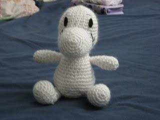 Where I got my Fone Bone pattern.   Cthulhu Crochet and Cousins: Fone Bone of Boneville (with Free Pattern)