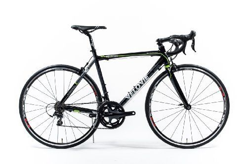 VeloVie Vecteur 100 Aluminum Alloy Road Bicycle with Shimano R500 Wheels - http://www.bicyclestoredirect.com/velovie-vecteur-100-aluminum-alloy-road-bicycle-with-shimano-r500-wheels/