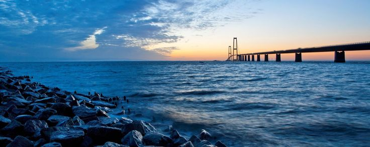Big Belt – suspension Danish bridge - http://archidom.info/?p=9031