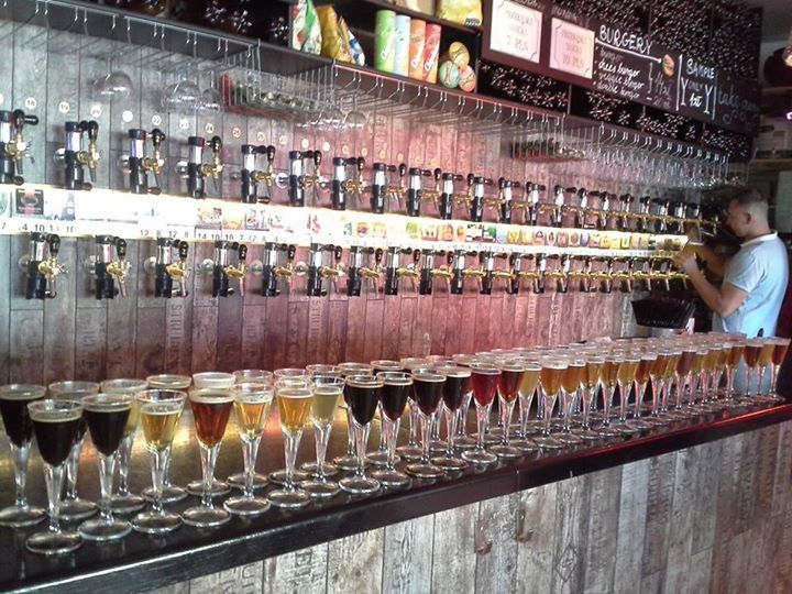 PIW PAW. This is undoubtedly the most impressive beer place ever. The selection is incredible: 91 taps and even more beers in the fridges! What's even better - it is open 24/7 so Piw Paw never disappoints, no ...