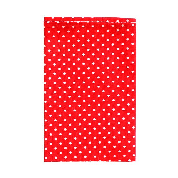 Polka Red Hanky