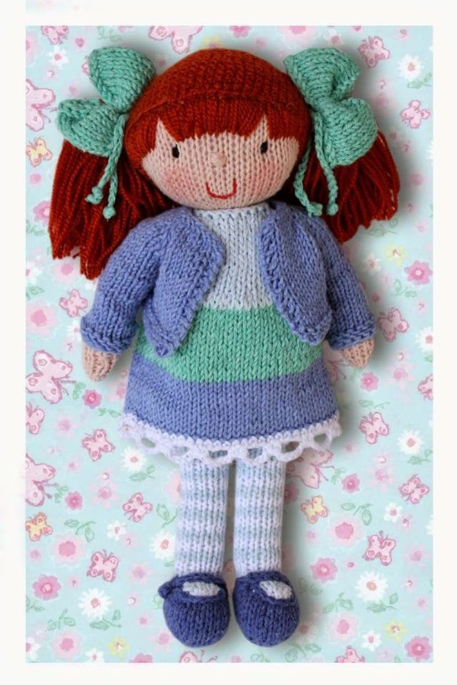 knit dollies ♡