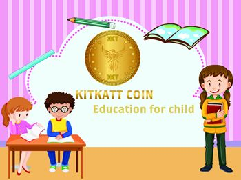 KKT coin – A joint venture for investment along with welfare of the kids