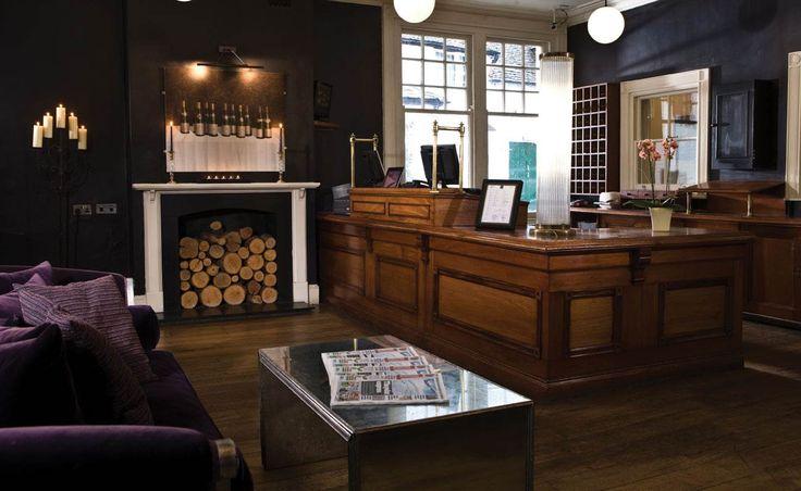 Hotel du Vin Henley Welcome Header