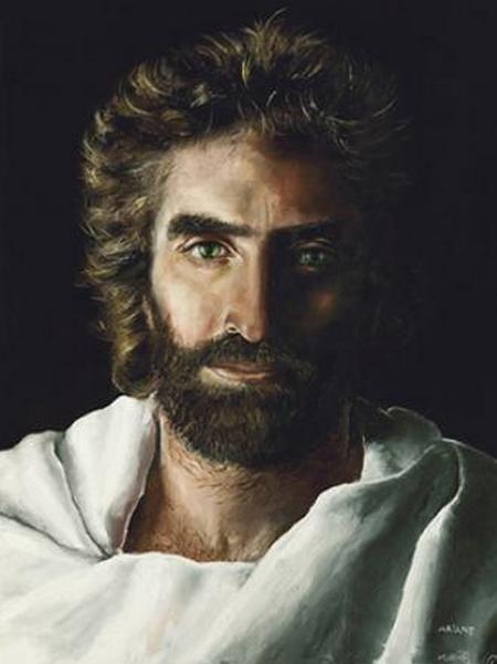 Jesus by Akiane Kramarik