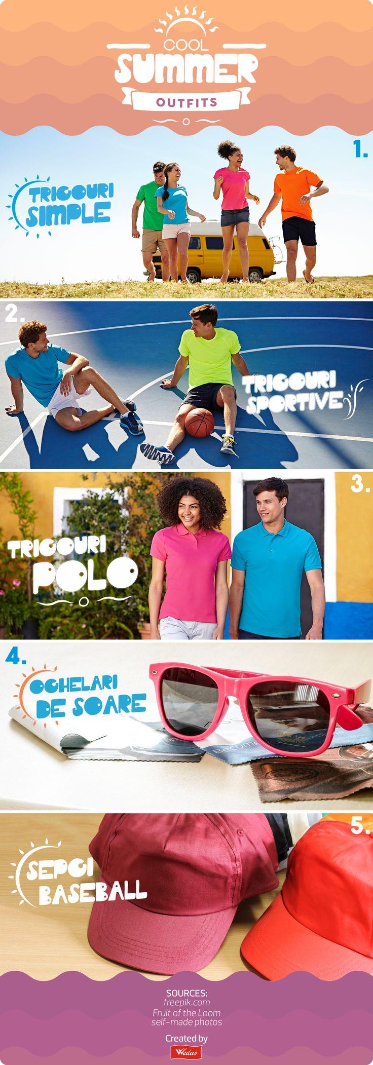 Produse promotionale pentru campaniile de vara!