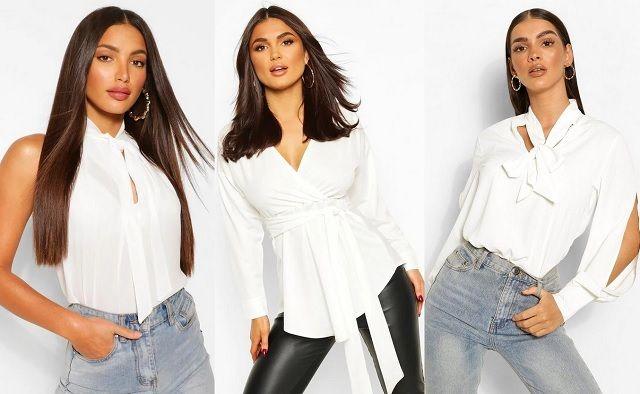 16 modelos de camisa blanca oi 2020 2021 ¿Cuál es tu