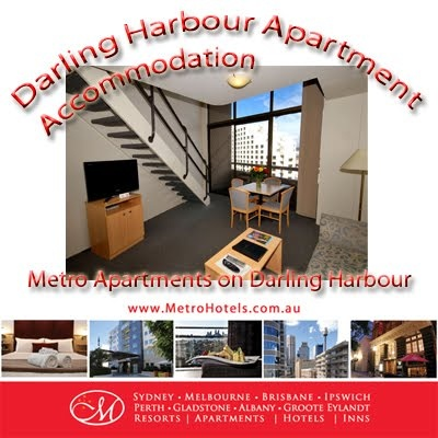 Metro Apartments on Darling Harbour: School Holiday Fun, Kids stay FREE at the Metro Apartments