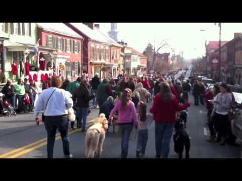 Just a little video to show our love for Shepherdstown