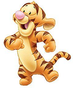 Amigos de Pooh bebés - Tiger bebé winnie the pooh imagenes