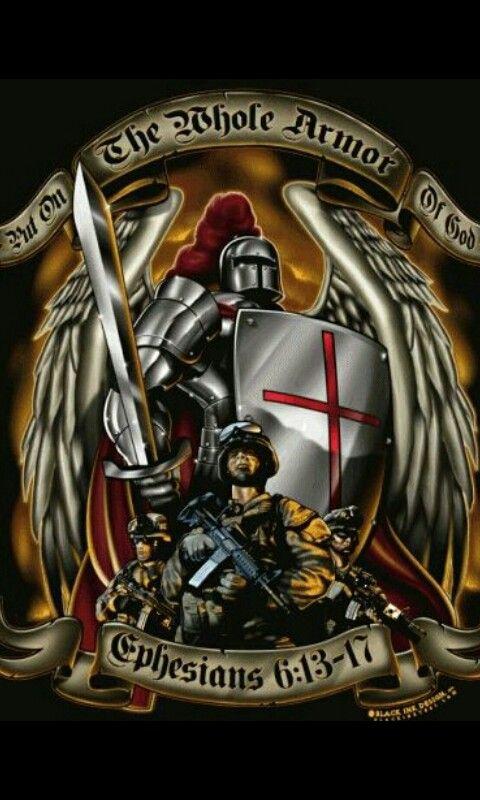 Armor of God tattoo inspiration for Daniel