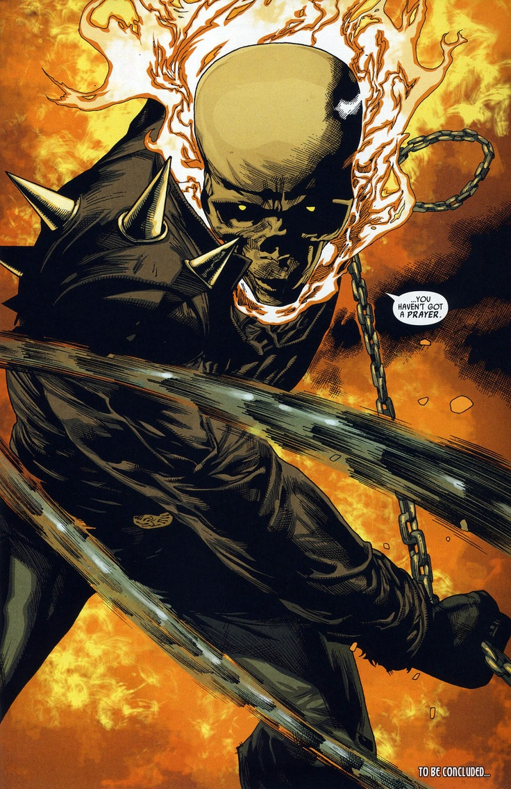 Ghost Rider: Ultimate Avengers 2 #5