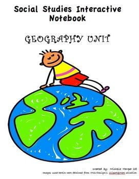 Geography Interactive Notebook