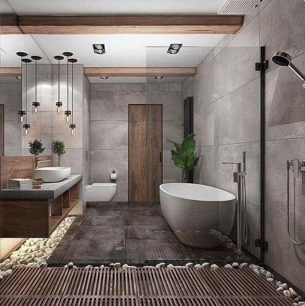 Luxusbad vom Feinsten über @Interiorfinsta #luxus bathroom #luxusdesign
