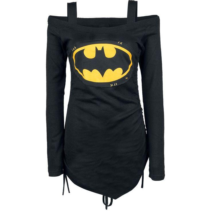 Night Shadow - Manga larga Mujer por Batman - Número Artículo: 271883 - desde 49,99 € - EMP tienda online de Camisetas, Merchandise, Rock, H...