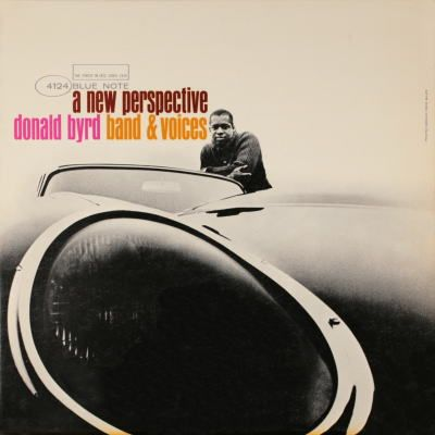 Bleu Note Record, late '50s and '60s, (icon of modern graphic design).
