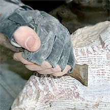How to Carve Stone, a Stone Carving Tutorial