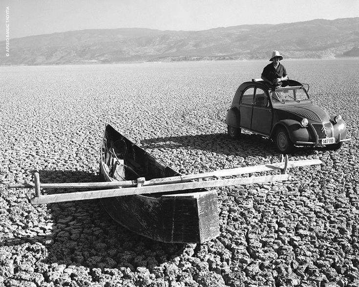 Λίμνη Κάρλα 1962 Τάκης Τλούπας