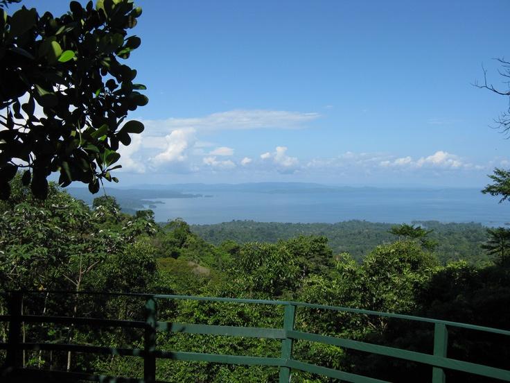 Uitzicht Brownsberg, Suriname