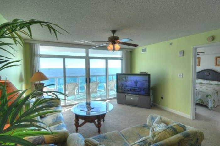 1003 3 bedroom 3 bathroom ocean front condo north myrtle beach
