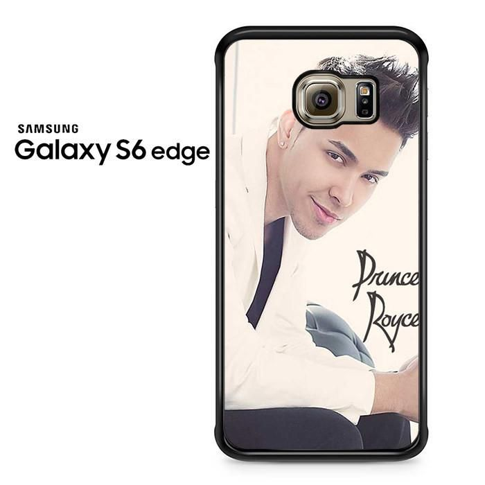 Prince Royce Samsung Galaxy S6 Edge Case