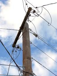 Image result for telephone lines