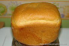 Горчичный хлеб на кефире • Рецепты для хлебопечки