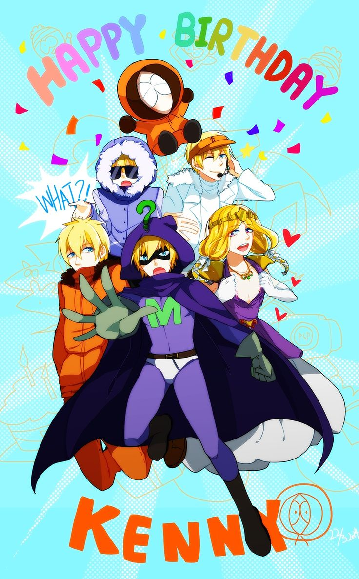 Kenny Mccormick Mysterion