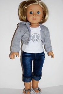 THE cutest clothes and accessories for American Girl Dolls - inexpensive 2!