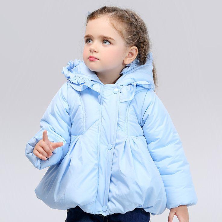 >> Click to Buy << Girls Winter Coat Sale Cotton Jacket for  Winter Coat Princess Jackets Kids for Teenage Warm Plus Velvet Outerwear #Affiliate