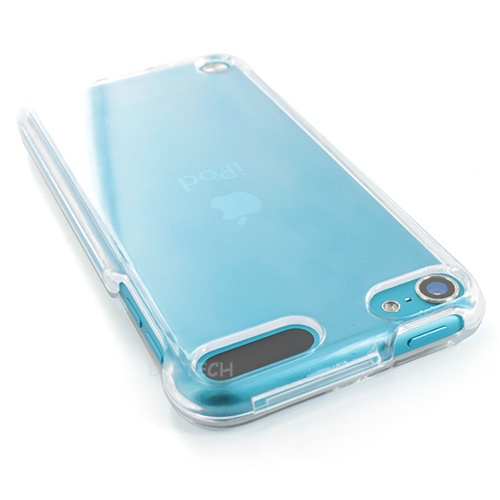 Crystal Clear Hard Case Snap On Cover Apple iPod Touch 5 ...