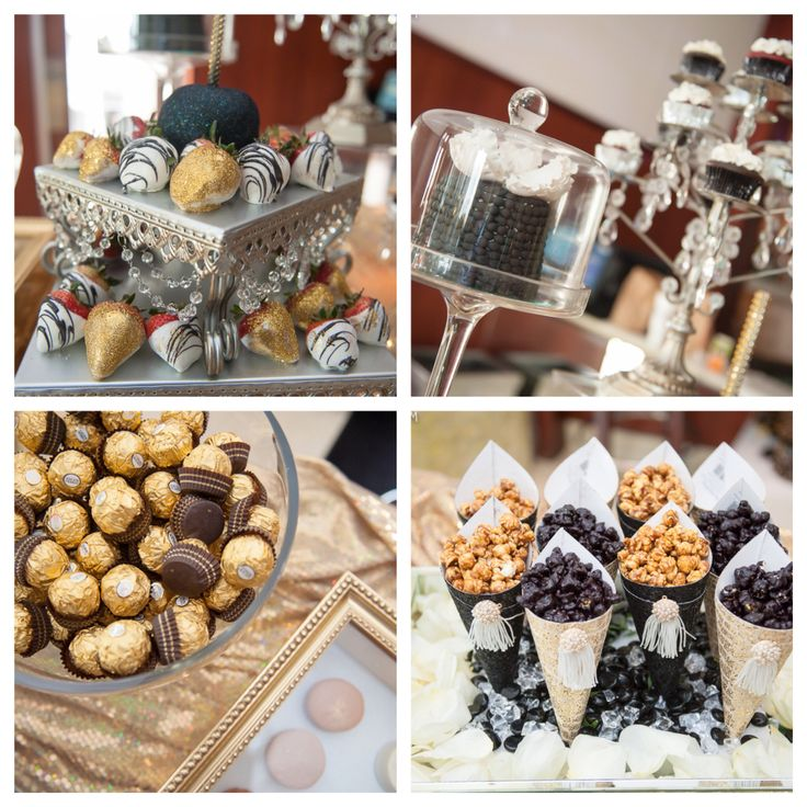 184 Best Images About Great Gatsby Dessert Table On
