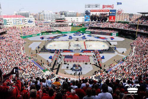 Washington Capitals host Chicago Blackhawks in 2015 NHL Winter Classic