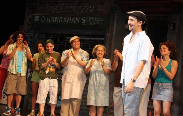Here's Who Lin-Manuel Miranda Would Cast In The 'In The Heights' Movie