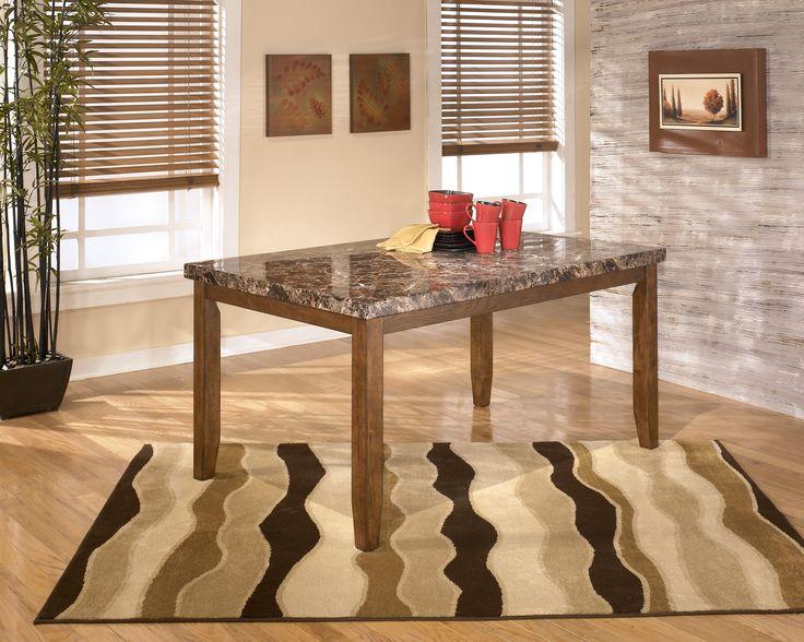 Ashley Lacey D328 25 Signature Design Rectangular Dining Room Table Rectangular Dining Room