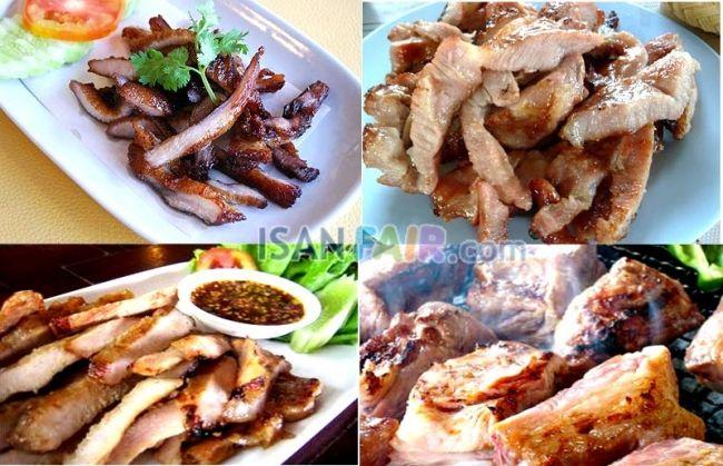Bloggang Com Kanyong1 ส ตรหม ก เน อย าง หม ย างให อร อย พร อมส ตรน ำจ มแจ ว อาหาร ส ตรทำอาหาร การทำอาหาร
